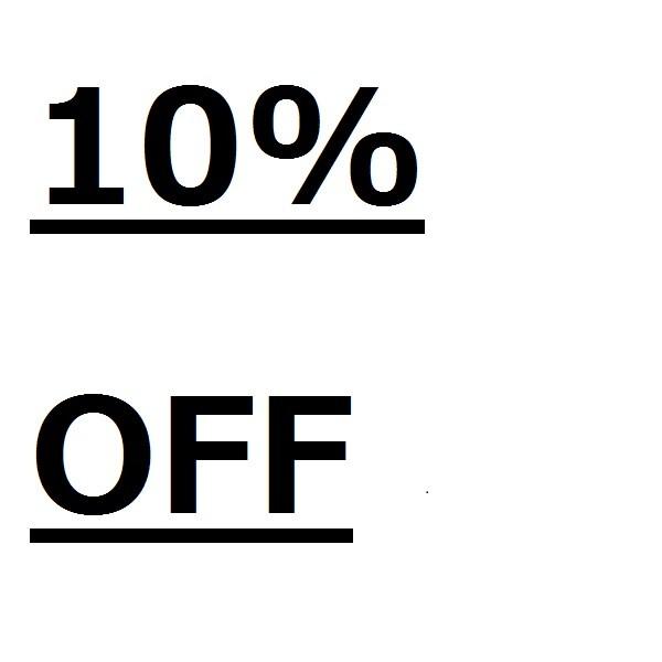 2点以上購入で使える10%offクーポン☆