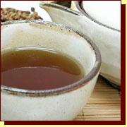 丸粒麦茶イメージ