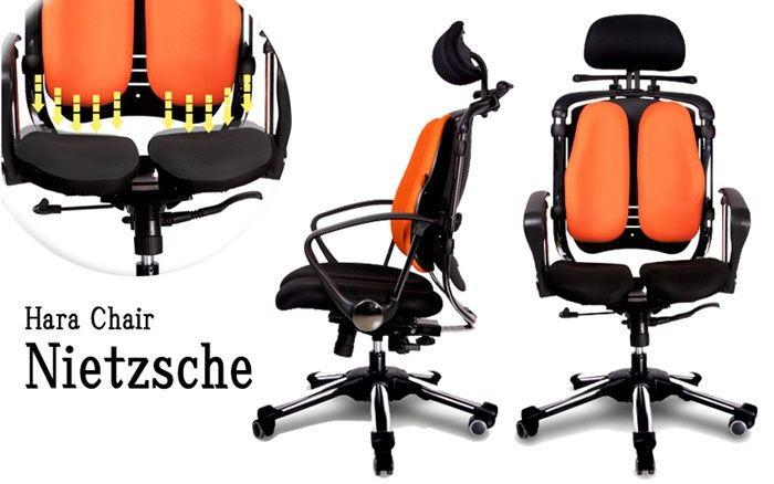 Hara Chair,ハラチェア,ハラチェアー,haraチェア,haraチェアー,Nietzche,ニーチェ,高機能チェア,高機能チェアー,オフィスチェア,オフィスチェアー,パソコンチェア,パソコンチェアー,腰痛,イス,椅子,事務用,回転,チェア,Chair