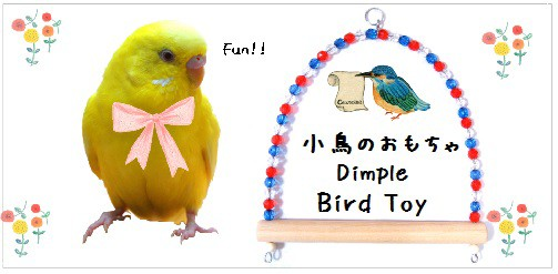 Dimple Bird Toy