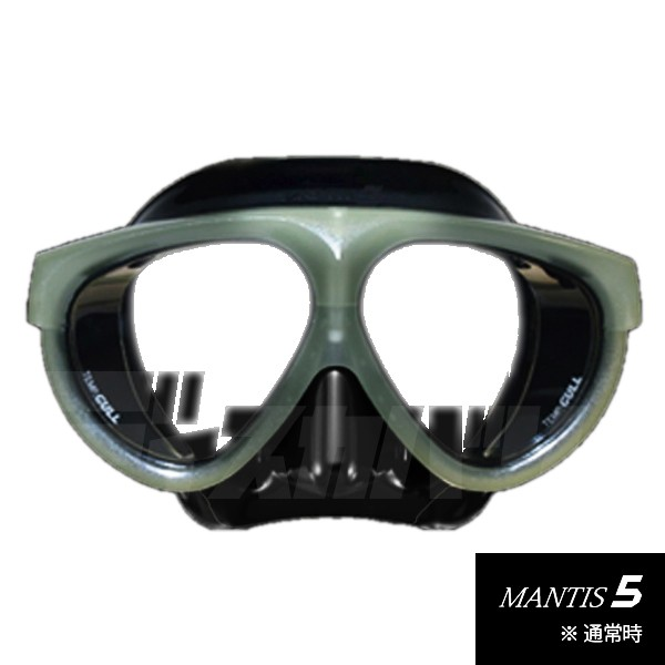 mantis5&CANAL STABLE 蓄光モデル