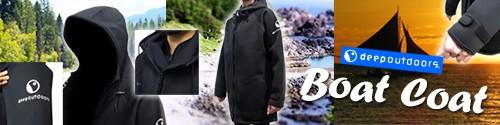 deepoutdoorsボートコート