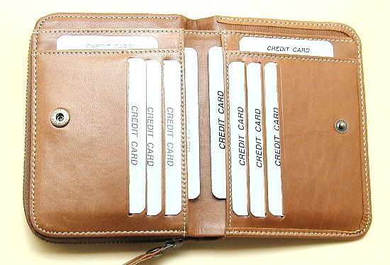 ポニー財布内側