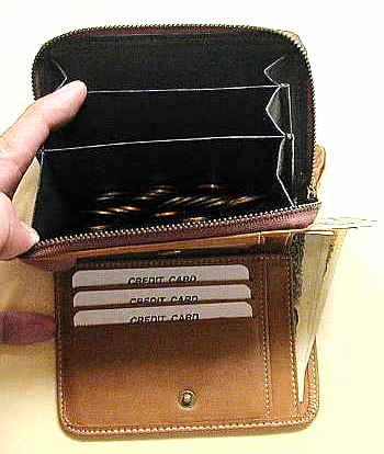 ポニー財布使用時