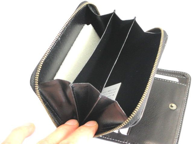 財布・ポニー小銭入れ部分
