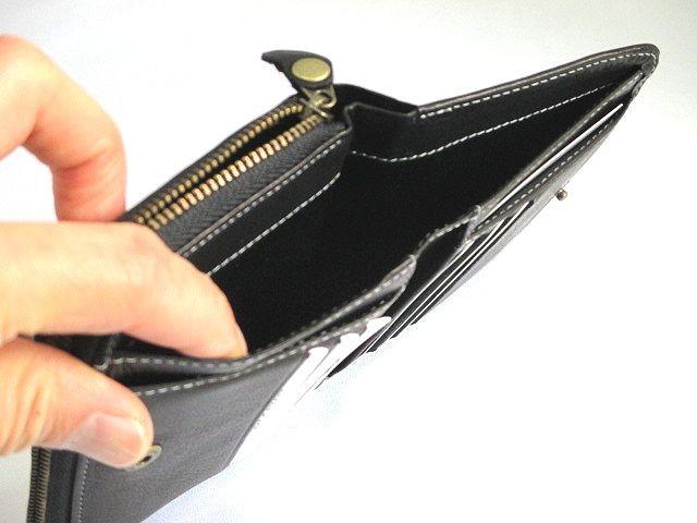 財布・ポニー札入れ部分