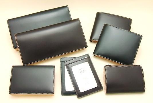 コードバン財布シリーズ