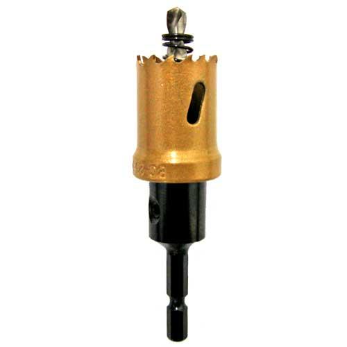 ウイニングボアー・バイメタルカッター・BC-25・先端工具・鉄工ドリル・ホールソーその他メーカー・DIYツールの画像
