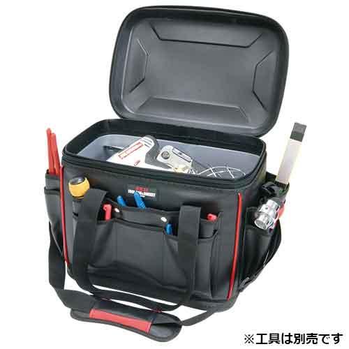 SK11・スーパーツールバッグ・STB-HARD・大工道具・収納用品・ツールバッグ1・DIYツールの画像