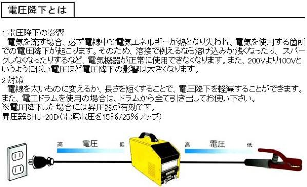 ハイアップトランス スター電器製造 SUZUKID SHU-20D