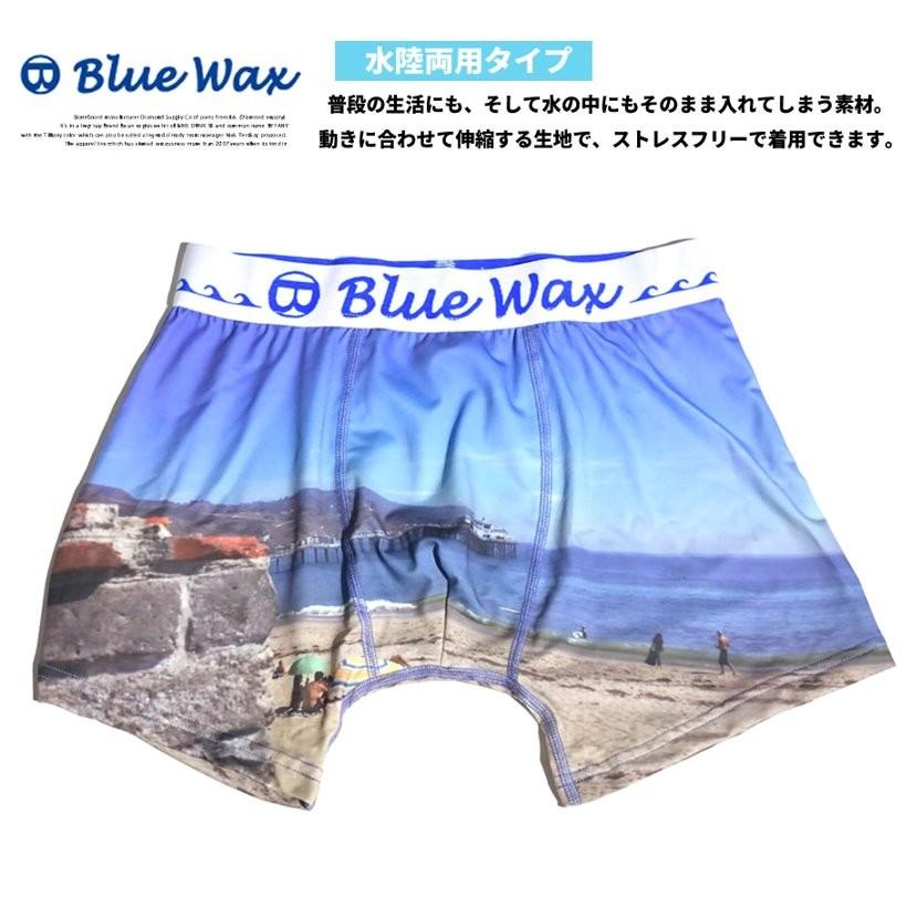 2016春夏モデル 新作 BLUE WAX(ブルーワックス)水着インナー ストリート系 ファッション