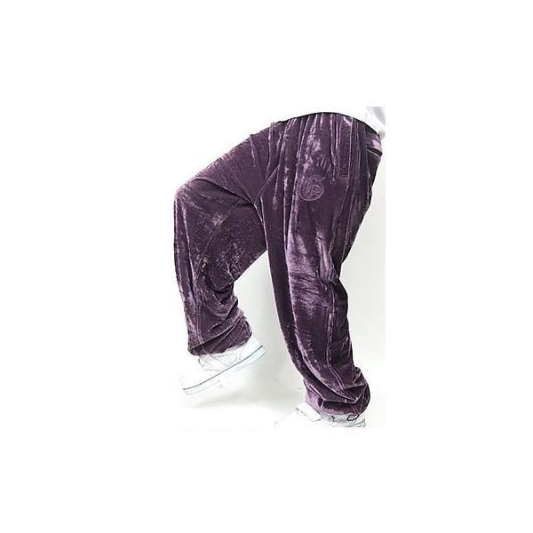 ヒップホップ ダンスパンツ 衣装 ロングパンツ ベロア素材 ブランド スポーツ ズンバウェア 大きいサイズ DOP|dj-dreams|10