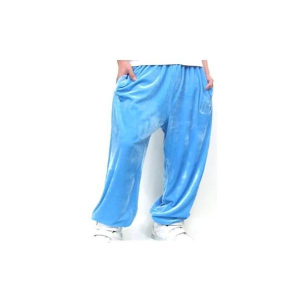 ヒップホップ ダンスパンツ 衣装 ロングパンツ ベロア素材 ブランド スポーツ ズンバウェア 大きいサイズ DOP|dj-dreams|09