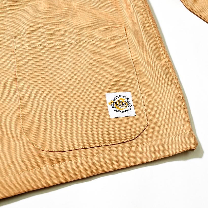 先行予約 ワークジャケット メンズ ダックジャケット カバーオール 大きいサイズ ストリート系ブランド 2017秋冬 新作