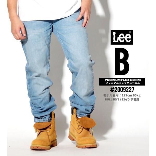 Lee デニムパンツ ジーンズ メンズ PREMIUM FLEX DENIM ストレート|dj-dreams|14