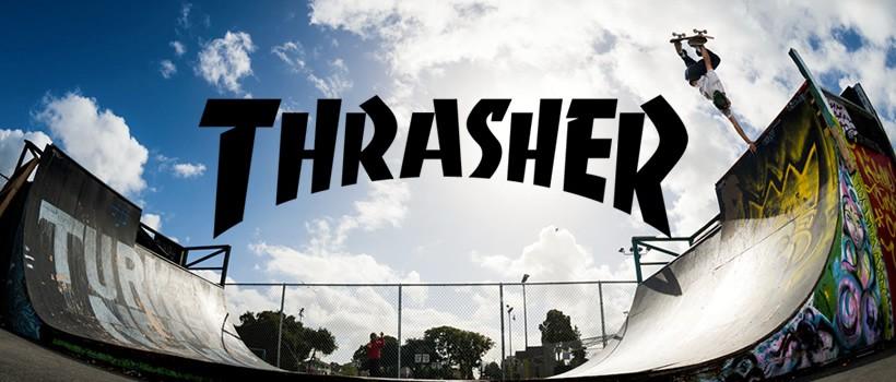 THRASHER スラッシャー 通販 B系 ストリート系 スケーター HIPHOP ヒップホップ 服 ダンス 衣装 通販 メンズ ファッション 大きいサイズ2XL 3XL LL 2L 3L 人気ブランドの最新 激安アイテム取り扱い 公式通販サイト DJドリームス!