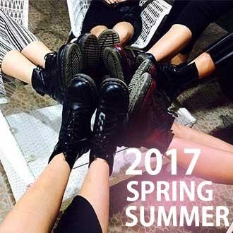dr.martens 2017 spring&summer