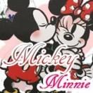 アメリカミッキー&ミニー