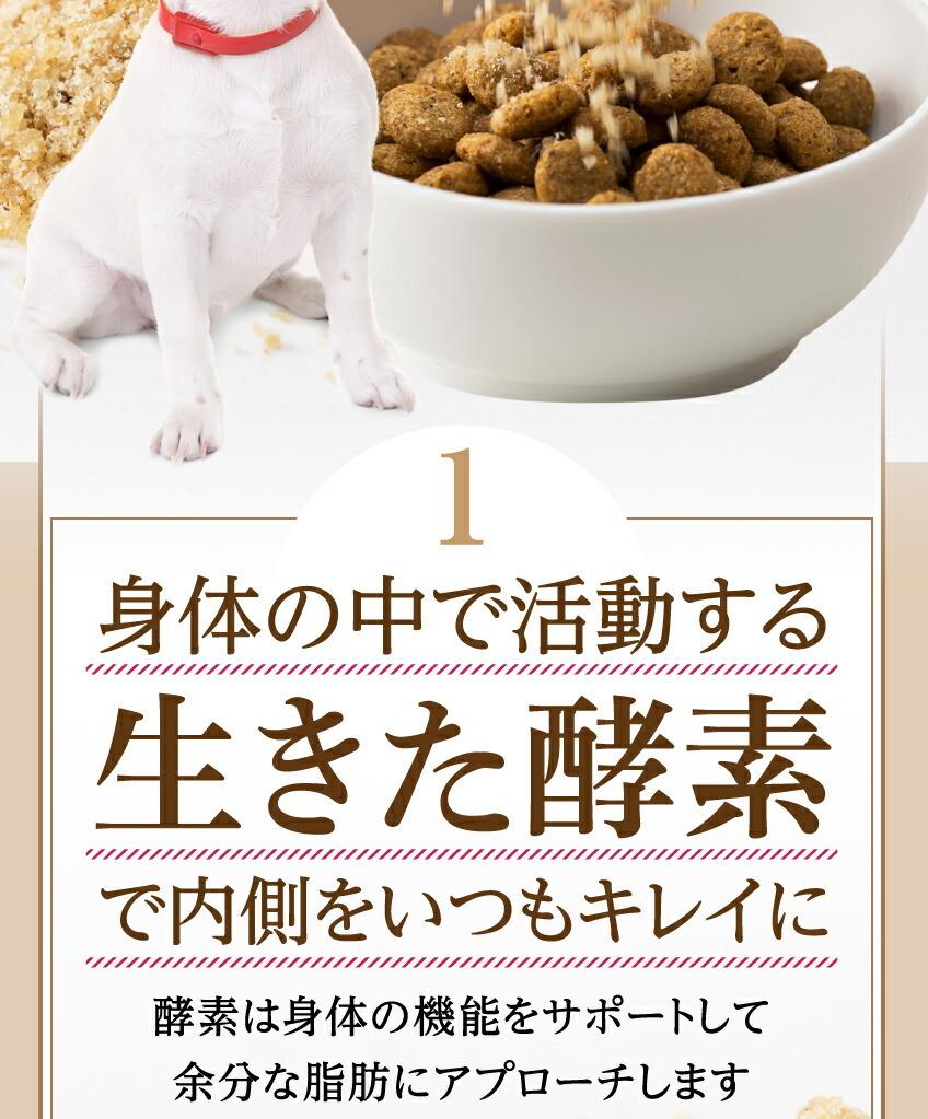 犬の肥満、ダイエットの為の無添加 サプリ