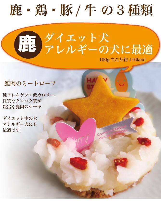犬 ケーキ