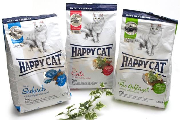 HAPPY CAT ハッピーキャット ラ・キュイジーヌ ビオーゲフルーゲル(オーガニックチキン)