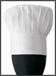 男女兼用コック帽 山高帽 5枚セット セブンユニフォーム