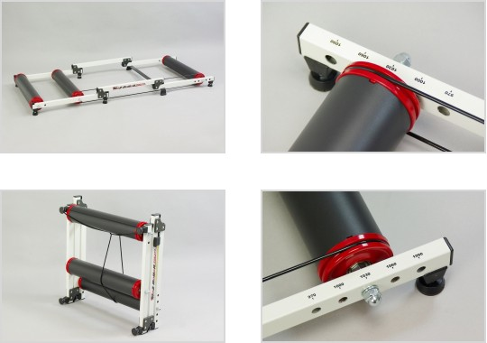MINOURA ミノウラ MOZ-RolleR モッズローラー 3本ローラー