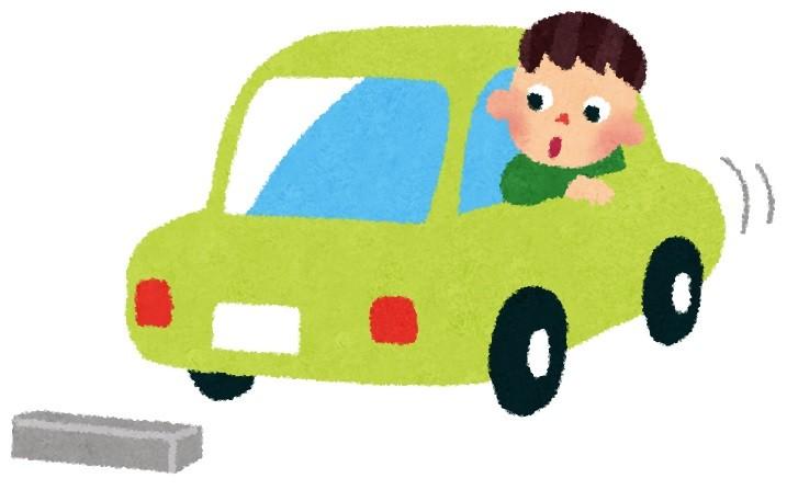 自動車のバック事故を防ごう