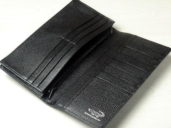 クロコ財布