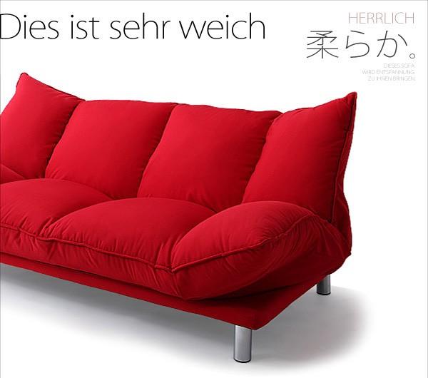 布製 ソファーベッド