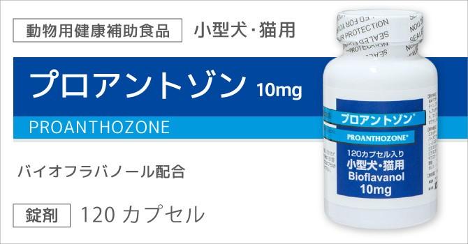 プロアントゾン10mg
