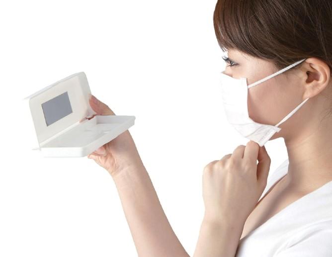 マスク 洗える