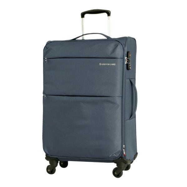 スーツケース Lサイズ 大型 軽量 約95L 約2.9kg 拡張機能 人気 1年間保証 ソフトタイプ  ソフトキャリー TSAロック  dream-shopping 14