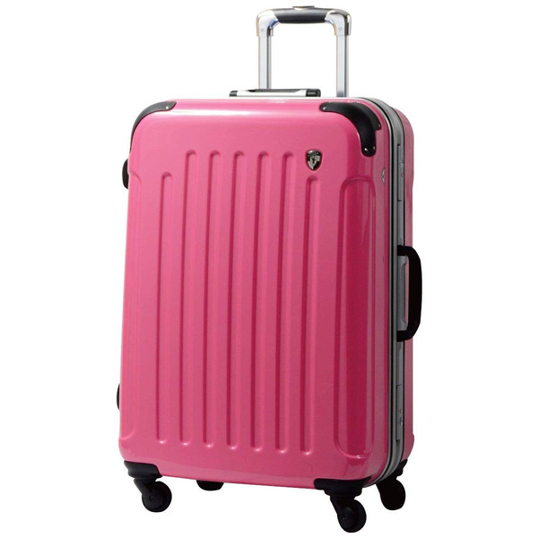スーツケース 人気 グリフィンランド スーツケース 軽量 アルミフレーム ハード 日乃本錠前 グリスパック スーツケース M キャリーケース TSA|dream-shopping|24