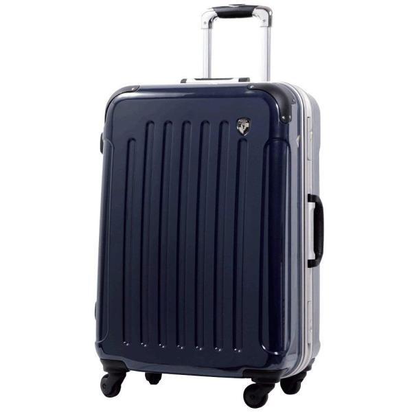スーツケース 人気 グリフィンランド スーツケース 軽量 アルミフレーム ハード 日乃本錠前 グリスパック スーツケース M キャリーケース TSA|dream-shopping|31