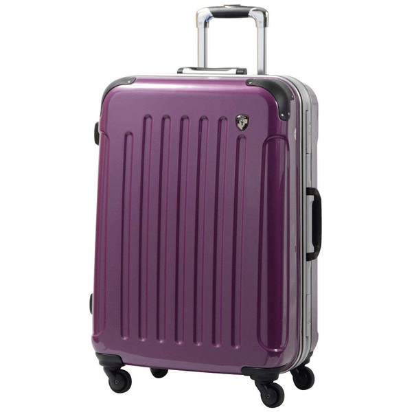 スーツケース 人気 グリフィンランド 軽量 アルミフレーム Lサイズ 日乃本錠前 グリスパック スーツケース(10日以上 7〜14日)|dream-shopping|24