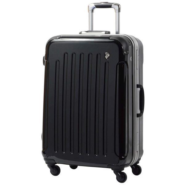 スーツケース 人気 グリフィンランド スーツケース 軽量 アルミフレーム ハード 日乃本錠前 グリスパック スーツケース M キャリーケース TSA|dream-shopping|18