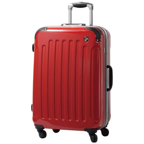 スーツケース 人気 グリフィンランド スーツケース 軽量 アルミフレーム ハード 日乃本錠前 グリスパック スーツケース M キャリーケース TSA|dream-shopping|21