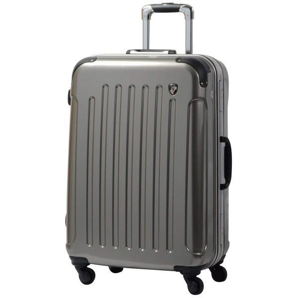 スーツケース 人気 グリフィンランド 軽量 アルミフレーム Lサイズ 日乃本錠前 グリスパック スーツケース(10日以上 7〜14日)|dream-shopping|27