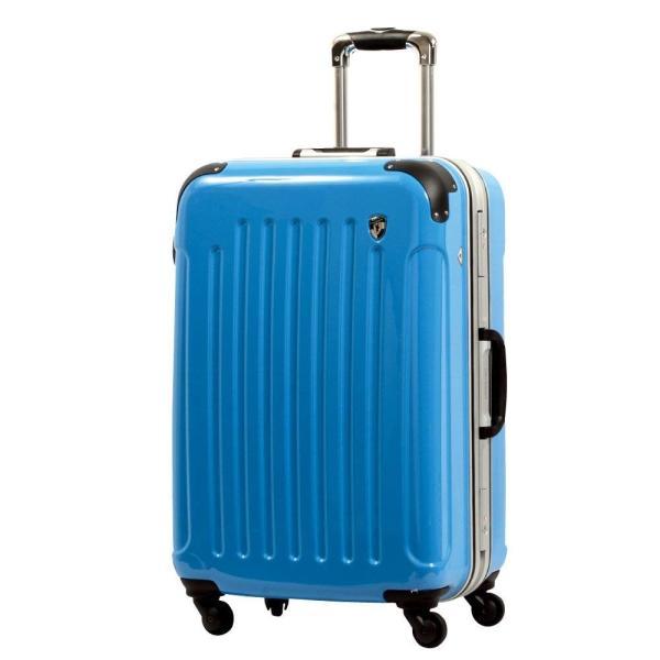 スーツケース 人気 グリフィンランド スーツケース 軽量 アルミフレーム ハード 日乃本錠前 グリスパック スーツケース M キャリーケース TSA|dream-shopping|29