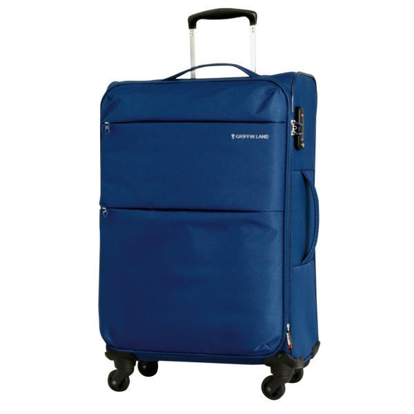 スーツケース Lサイズ 大型 軽量 約95L 約2.9kg 拡張機能 人気 1年間保証 ソフトタイプ  ソフトキャリー TSAロック  dream-shopping 15