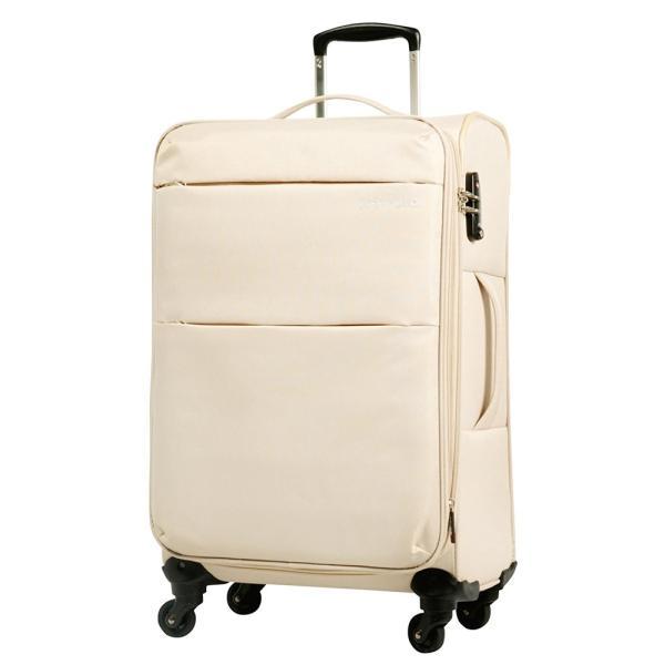 スーツケース Lサイズ 大型 軽量 約95L 約2.9kg 拡張機能 人気 1年間保証 ソフトタイプ  ソフトキャリー TSAロック  dream-shopping 17