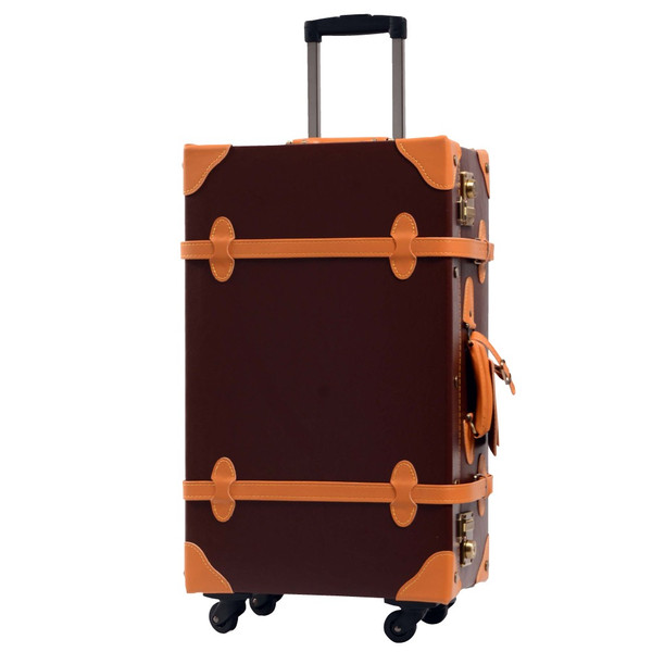 トランク 小型 旅行用品 ショコラ 人気 キャリーバッグ おしゃれ かわいい トランク 小型|dream-shopping|15