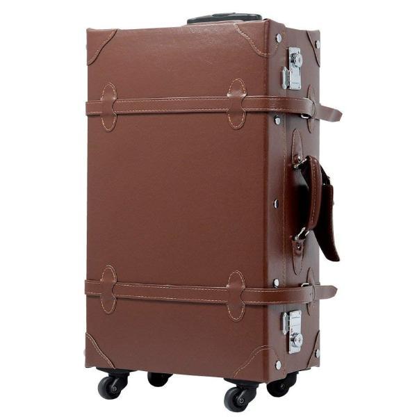 トランク 小型 旅行用品 ショコラ 人気 キャリーバッグ おしゃれ かわいい トランク 小型|dream-shopping|18