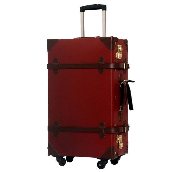 トランク 小型 旅行用品 ショコラ 人気 キャリーバッグ おしゃれ かわいい トランク 小型|dream-shopping|25