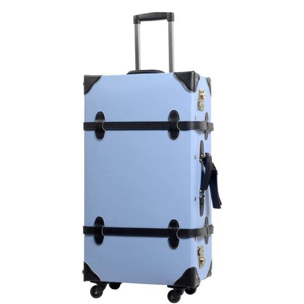 トランク 小型 旅行用品 ショコラ 人気 キャリーバッグ おしゃれ かわいい トランク 小型|dream-shopping|28
