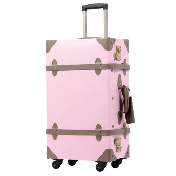 トランク 小型 旅行用品 ショコラ 人気 キャリーバッグ おしゃれ かわいい トランク 小型|dream-shopping|22