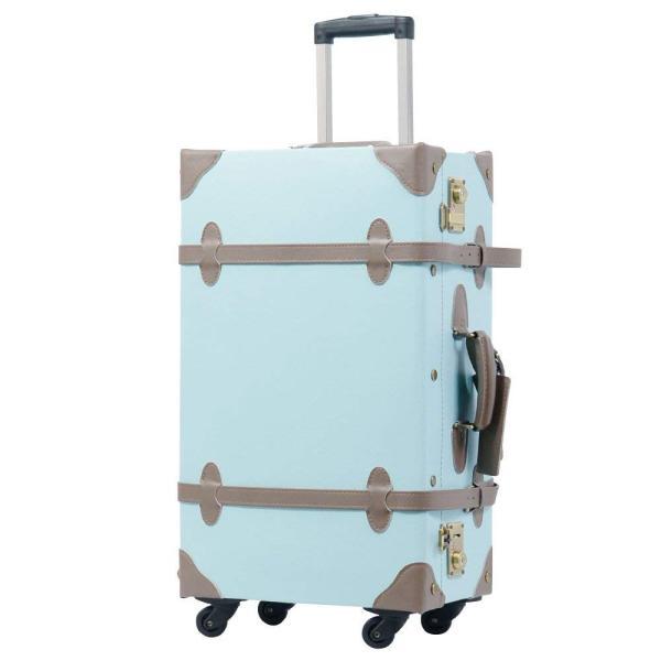 トランク 小型 旅行用品 ショコラ 人気 キャリーバッグ おしゃれ かわいい トランク 小型|dream-shopping|21