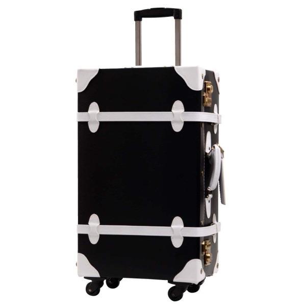 トランク 小型 旅行用品 ショコラ 人気 キャリーバッグ おしゃれ かわいい トランク 小型|dream-shopping|16