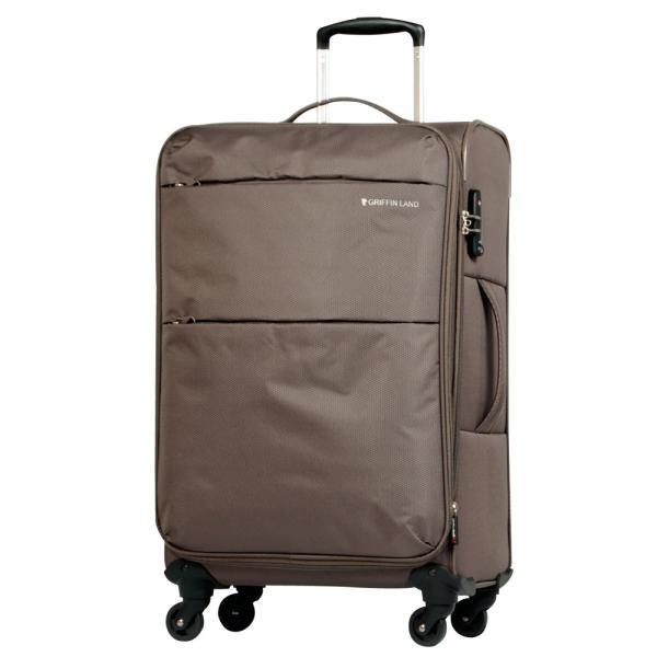 スーツケース Lサイズ 大型 軽量 約95L 約2.9kg 拡張機能 人気 1年間保証 ソフトタイプ  ソフトキャリー TSAロック  dream-shopping 12